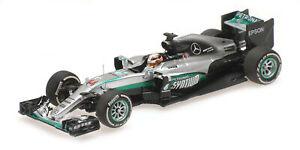 Mercedes AMG W07 Hybrid Lewis Hamilton Chinese Gp 2016 F1 Formula 1 1:43 Model