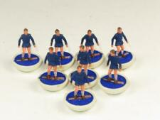 SUBBUTEO TABLE SOCCER C100 HW 8 x Players 42 Chelsea RARE Reversed Bases 1970s
