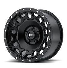 20 Inch Wheels Rims Black Chevy Truck Tahoe 5 Lug LIFTED Jeep Wrangler JK 20x10