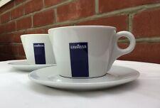 Lavazza Milchkaffee 6 x Tassen mit 6 x  Untertassen
