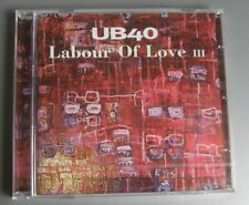 UB40 (CD) LABOUR OF LOVE III -  NEUF SCELLE