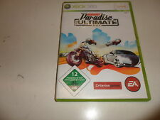 XBOX 360: Burnout Paradise-THE ULTIMATE BOX