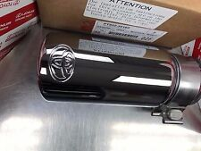 2016 2017 2018 Tacoma Stainless Steel Exhaust Tip Genuine OEM Toyota PT932-35162