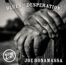 Joe Bonamassa - Blues of Desperation (180 Gr 2LP Vinyl, Gatefold) 2016 Provogue