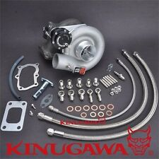 "Kinugawa Turbo Bolt-On 2.4"" FOR Nissan Skyline RB20 RB25DET TD05H-16G-8 w/ Kit"