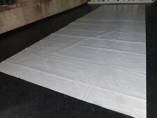 Abdeckplane LKW Plane PVC Folie 2,50m x 6m ca 600 gr//qm Rot B-Ware 3 Euro//qm
