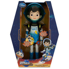 Disney Store Exclusive Miles from Tomorrowland Talking Action Figure Brand New