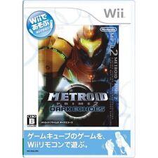 Used Wii Metroid Prime 2: Dark Echoes Wii de Asobu Japan Import