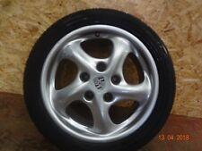 Porsche 996 Twist - 17 Inch Alloy Wheels - T546ALO                         (•̪●)