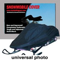 Universal Snowmobile Cover - X-Large For 1995 Arctic Cat Bearcat 340~Katahdin