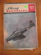 PM 121 IL-2M3 STURMOVIK 1/10 1/25 PLANS