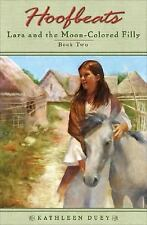 Lara and the Moon-Colored Filly (Hoofbeats, Book 2)-ExLibrary