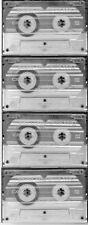 4 x Artistry alta qualità Nvq C20 Blank Nastri di Computer Cassette data nastri tutti i nuovi
