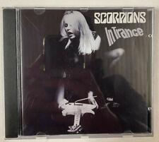 Scorpions In Trance 1975 RCA - RARE CD Album - Zustand sehr gut