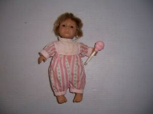 """Berenguer Sad Face Pouting Crying Baby 9"""" Baby Boy Doll"""
