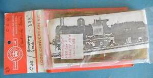 Crownline 4mm Brass & White Metal - GWR 0-6-0 Armstrong Goods 388 Conversion Kit