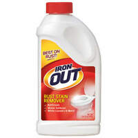 IRON OUT IO30N Rust Stain Remover,Bottle,28 oz.