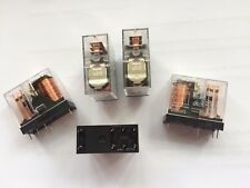 Power Relay 12VDC 16A SPDT G2R-1-E DC12 made by Omron 5pcs £6.50 Z1377