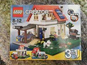 Lego Creator Hillside House set 5771 brand New