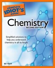 The Complete Idiot's Guide to Chemistry, 2nd Edition (Complete Idiot's Guide to)