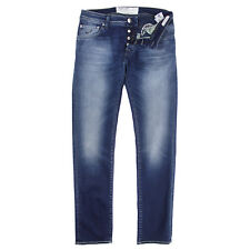 Jacob Cohen - PW622 Comf Stressed Washed Blue Jeans - W38 L34 - RRP £299