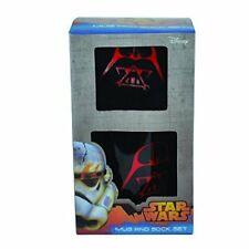More details for star wars (darth vader dark side) mug and socks gift set