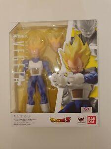 Dragon Ball Z / S.H. Figuarts / Super Vegeta /Neuf New Sealed /