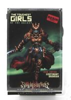Raging Heroes 20850 Lieutenant Drakkan (Iron Empire) Iron Storm Female Officer