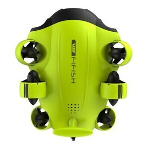 QYSEA Fifish - V6 Underwater Drone Kit with VR Head Tracking - 100m tether - AU