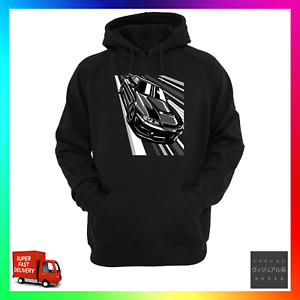 R33 Unofficial GTR Skyline Tribute Hoodie Hoody Turbo RB26 RB30 JDM Tuner Car