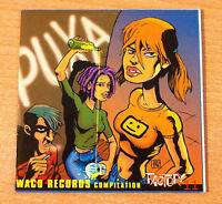 PUXA - Waco Records Compilation   -  Various  -  CD, Compilation - 1996 Spain