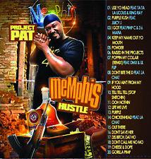 BEST OF PROJECT PAT Mix Edition Mixtape CD