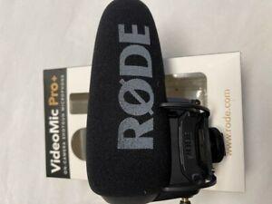 Rode VideoMic Pro+