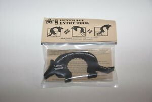 LARUE TACTICAL DILLO BEVERAGE ENTRY TOOL/BOTTLE OPENER ARMADILLO COLLECTIBLE NEW