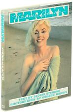 "MARILYN MONROE - ""MARILYN"" - GLORIA STEINEM - PHOTOS BY GEORGE BARRIS - 1ST HC"