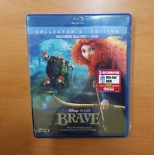 Brave Disney Pixar BLU RAY