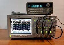 Hp Agilent Keysight Infinium Oscilloscope 54825a 4 Channels 500mhz 2gsas