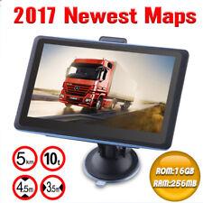 "GOLDBAY 7"" LKW Truck  Europa Navi GPS MP4 POI  Navigationsgerät 16GB 256MB"