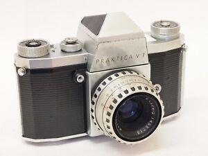 Praktica VF SLR Camera & Meritar 50mm F2.9 Lens Kit. Stock No c1217
