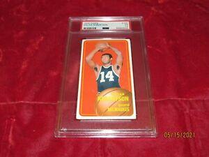 Topps 1970 Oscar Robertson  #100 Card PSA 1.5 Fair New Grade Basketball