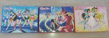 3 BOX DVD SAILOR MOON SERIE COMPLETA