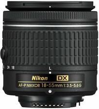 Refurbished Nikon AF-P DX Nikkor 18-55mm F3.5-5.6G Lens