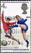 UK Football Socker World Cup stamp 1966