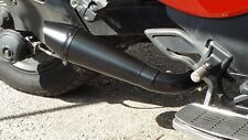 2008-2012 Can-Am Spyder exhaust Rage Series  RLS Exhaust rs rss gs black