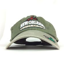New Orleans Louisiana Lobster Alligator Logo Baseball Cap Hat Adj Adult NOLA