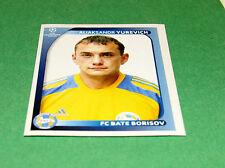 130 A. YUREVICH BATE BORISOV UEFA PANINI FOOTBALL CHAMPIONS LEAGUE 2008 2009