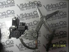 VAUXHALL / OPEL ASTRA H FRONT O/S DRIVER SIDE RIGHT WINDOW MECHANISM REGULATOR