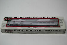 Proto 1000 Budd RDC Locomotive - MBTA #6301