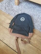Hype backpack black used once brilliant condition
