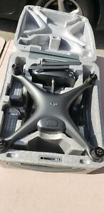 DJI Phantom 4 Pro Obsidian Edition Quadcopter Great Condition with Extras!
